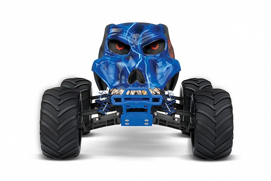 Skully 1/10 RTR + NEW Fast Charger №2