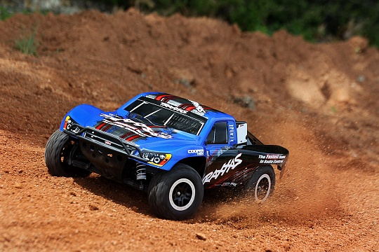 Slash 2WD VXL Brushless 1/10 RTR OBA с системой стабилизации + NEW Fast Charger №12