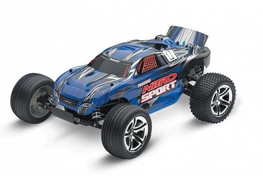 Nitro Sport 2WD 1/10 RTR + NEW Fast Charger №1
