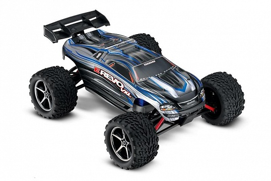 E-Revo 1/16 VXL Brushless 4WD RTR + NEW FAST CHARGER №3