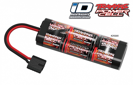 Skully 1/10 RTR + NEW Fast Charger №22