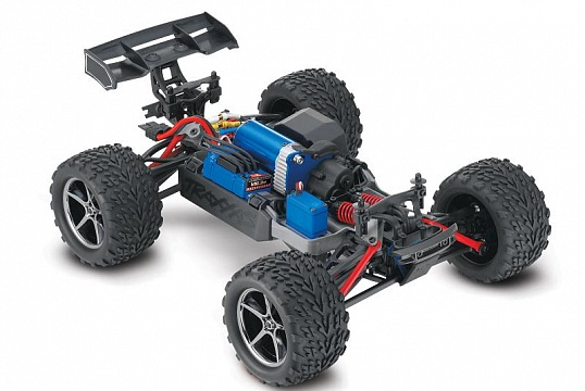 E-Revo 1/16 VXL Brushless 4WD RTR + NEW FAST CHARGER №11