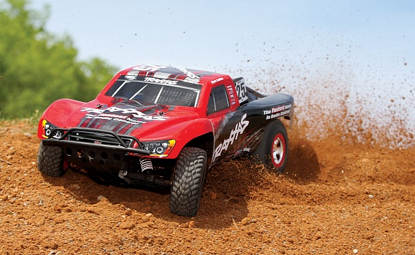 Slash 2WD VXL Brushless 1/10 RTR OBA с системой стабилизации + NEW Fast Charger №10