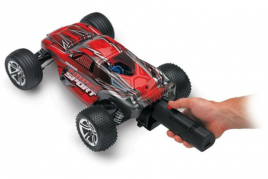 Nitro Sport 2WD 1/10 RTR + NEW Fast Charger №34