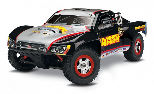 Slash 1/16 4x4 RTR + NEW Fast Charger №5