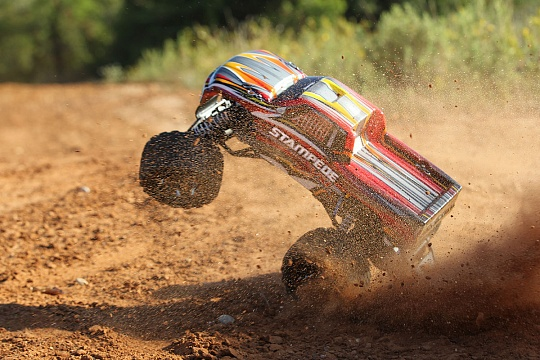 Stampede VXL Brushless 2WD 1/10 RTR №14