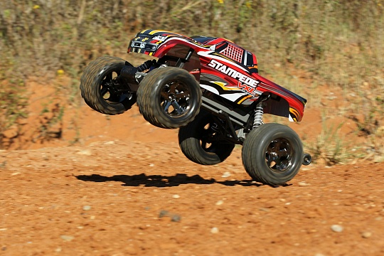 Stampede VXL Brushless 2WD 1/10 RTR №15