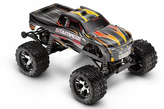 Stampede VXL Brushless 2WD 1/10 RTR №4