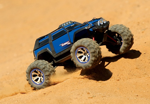 Summit 1/16 VXL Brushless 4WD RTR №14