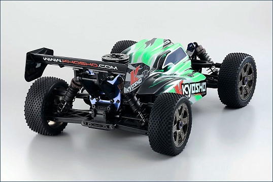 1/8 GP 4WD Inferno NEO 2.0 RTR (Green) №1