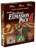 RealFlight G3 Expansion Pack 4 G3/G3.5/G4