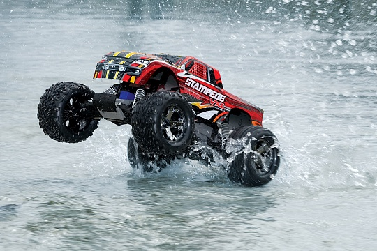 Stampede VXL Brushless 2WD 1/10 RTR №13