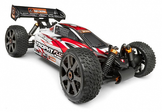 Багги 1/8 электро - Trophy Buggy Flux RTR 2.4GHz №2