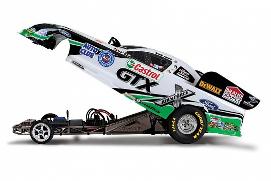 Funny Car NHRA Brushless 2WD 1/8 RTR №9