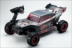 1/7 GP 2WD Scorpion B-XXL RTR (Black)