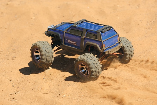 Summit 1/16 VXL Brushless 4WD RTR №17