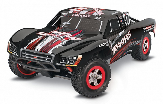 Slash 1/16 4x4 RTR + NEW Fast Charger №7