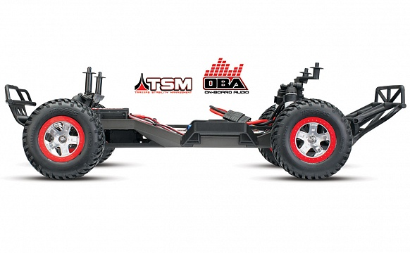 Slash 2WD VXL Brushless 1/10 RTR OBA с системой стабилизации + NEW Fast Charger №27