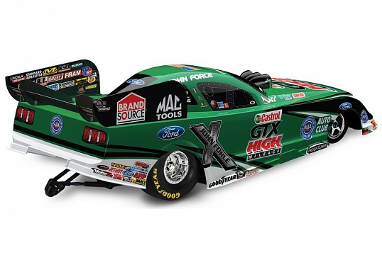Funny Car NHRA Brushless 2WD 1/8 RTR №7