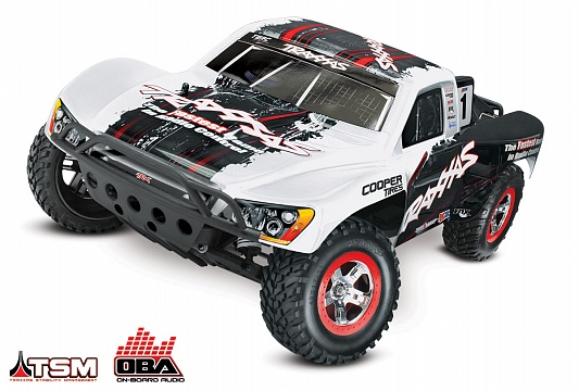 Slash 2WD VXL Brushless 1/10 RTR OBA с системой стабилизации + NEW Fast Charger №8