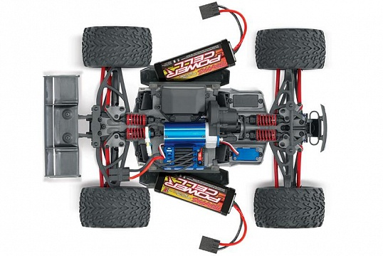 E-Revo 1/16 VXL Brushless 4WD RTR + NEW FAST CHARGER №13