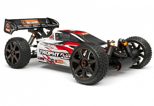 Багги 1/8 электро - Trophy Buggy Flux RTR 2.4GHz №4