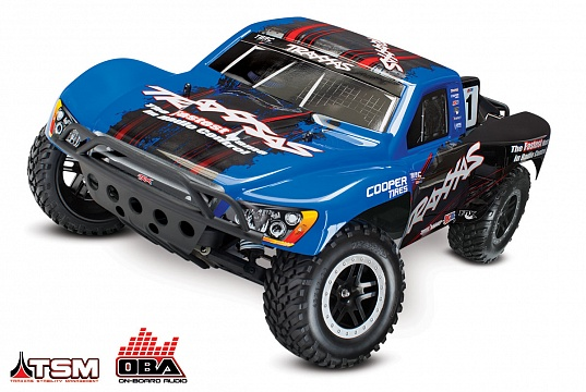 Slash 2WD VXL Brushless 1/10 RTR OBA с системой стабилизации + NEW Fast Charger №7