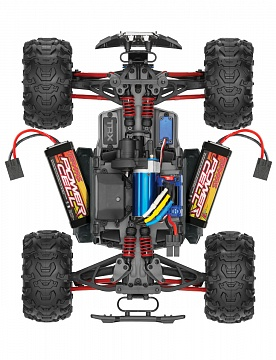 Summit 1/16 VXL Brushless 4WD RTR №20