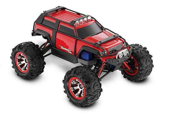 Summit 1/16 VXL Brushless 4WD RTR №1
