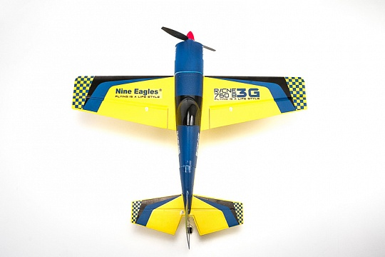 Edge 540 (blue yellow) 3G with Autopilot №5