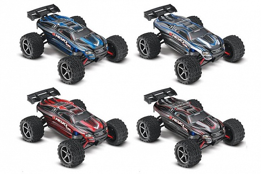 E-Revo 1/16 VXL Brushless 4WD RTR + NEW FAST CHARGER №10