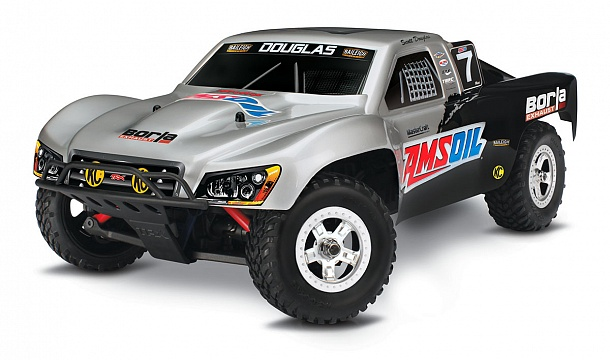 Slash 1/16 4x4 RTR + NEW Fast Charger №8