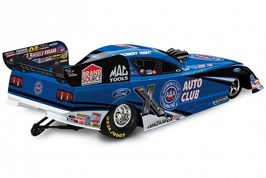 Funny Car NHRA Brushless 2WD 1/8 RTR №6