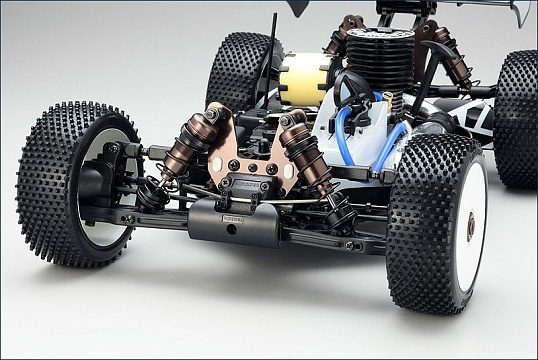 1/8 GP 4WD Inferno MP9 TKI3 RTR №5