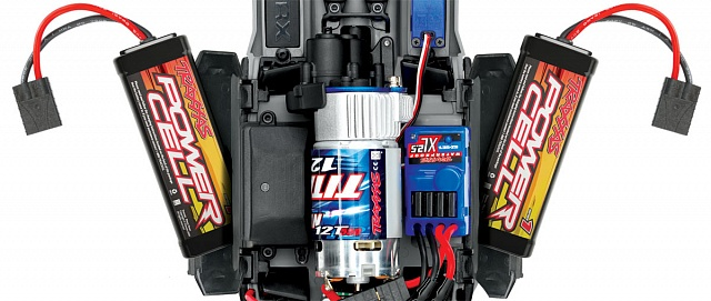 Slash 1/16 4x4 RTR + NEW Fast Charger №31