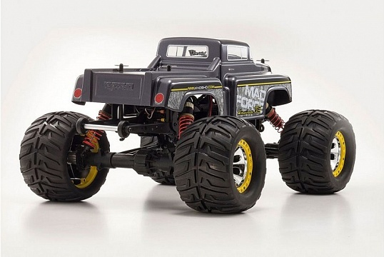 1/8 EP 4WD Mad Force Kruiser VE 2.0 RTR №1