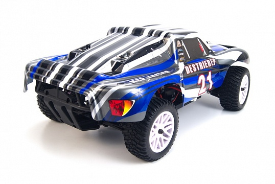 1/10 EP 4WD Short-Course (WaterProof) №2
