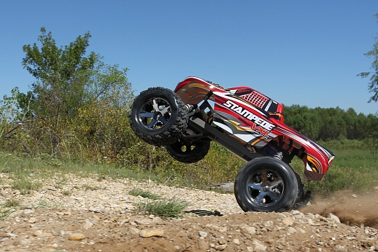 Stampede VXL Brushless 2WD 1/10 RTR №12