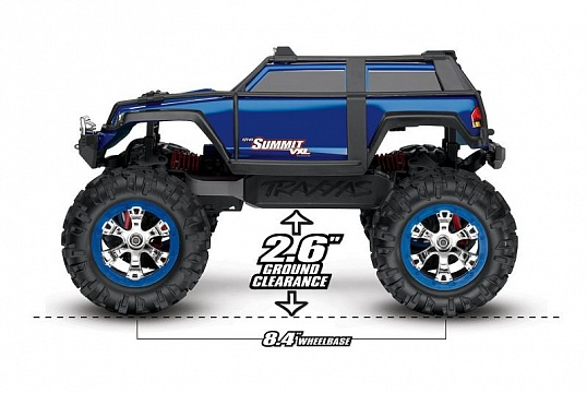 Summit 1/16 VXL Brushless 4WD RTR №9