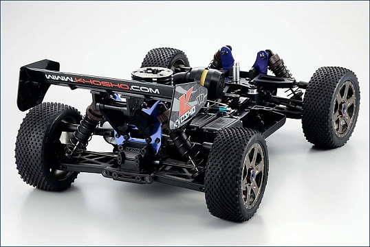 1/8 GP 4WD Inferno NEO 2.0 RTR (Green) №3