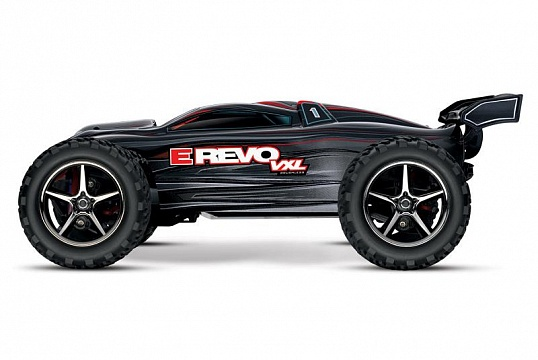 E-Revo 1/16 VXL Brushless 4WD RTR + NEW FAST CHARGER №6