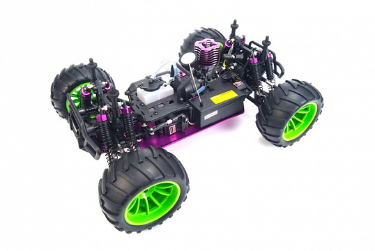 1/10 GP 4WD Off Road Monster (WaterProof) 2 №4