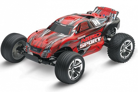 Nitro Sport 2WD 1/10 RTR + NEW Fast Charger №3