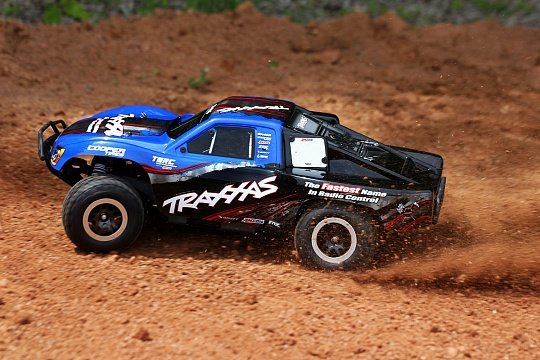 Slash 2WD VXL Brushless 1/10 RTR OBA с системой стабилизации + NEW Fast Charger №11