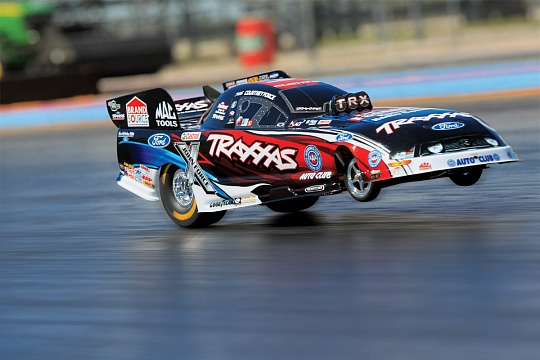 Funny Car NHRA Brushless 2WD 1/8 RTR №21