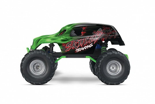 Skully 1/10 RTR + NEW Fast Charger №5