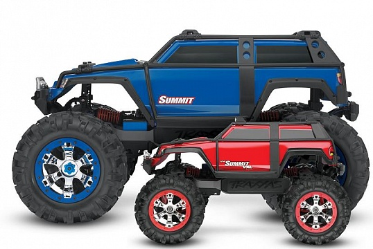 Summit 1/16 VXL Brushless 4WD RTR №13