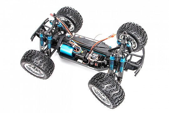 1/10 EP 4WD Off Road Monster (WaterProof, NiMh, Brushless) №5