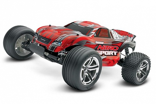 Nitro Sport 2WD 1/10 RTR + NEW Fast Charger №19