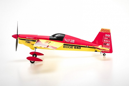 Edge 540 (red yellow) 3G with Autopilot №2